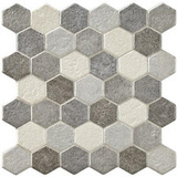LATTIALAATTA HEXAGONO 30x30